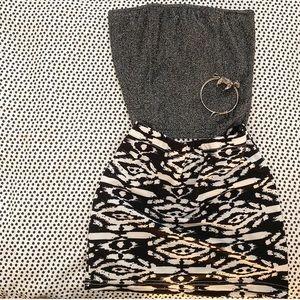 🖤Aztec design mini skirt 🖤